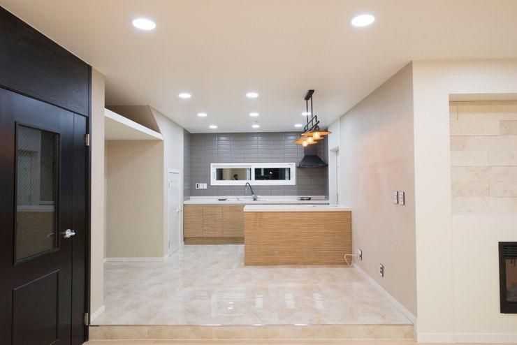 피앤이(P&E)건축사사무소 Dapur Modern