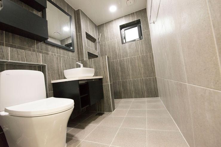 피앤이(P&E)건축사사무소 Ванна кімната
