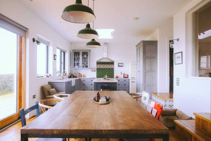 Dining/ Kitchen space Williams Creative Design