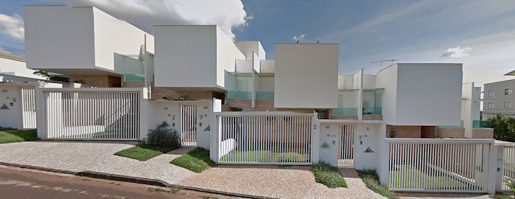 THEROOM ARQUITETURA E DESIGN Rumah Modern