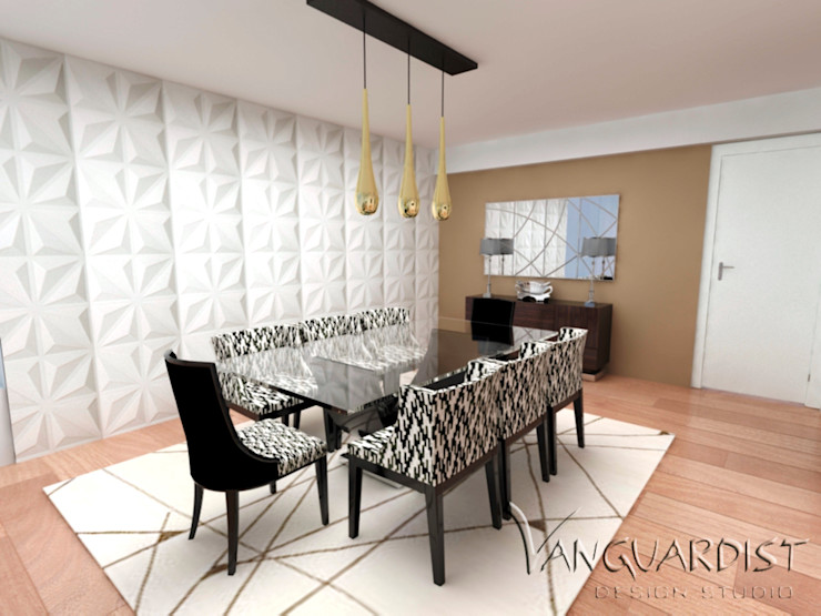 VISTA COMEDOR PRINCIPAL Vanguardist Design Studio
