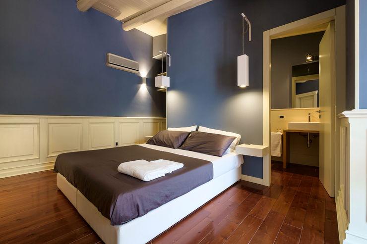 HMI studioSAL_14 Camera da letto moderna