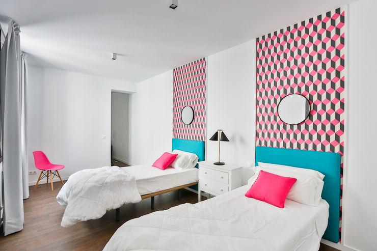 StudioBMK غرفة نوم