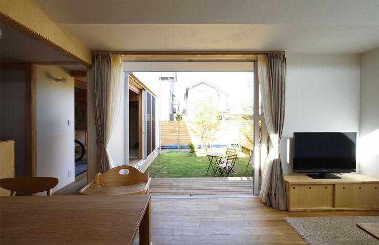 加藤淳一級建築士事務所 窗戶