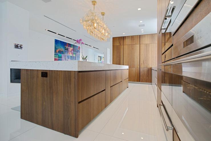 Collins Avenue Project Kitchen and Bathrooms ALNO North America Modern Kitchen