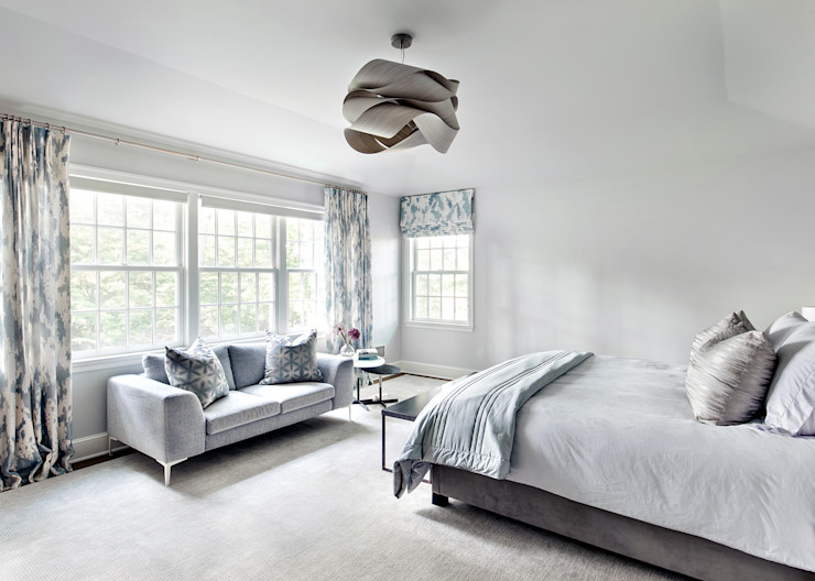 Master Bedroom Clean Design اتاق خواب