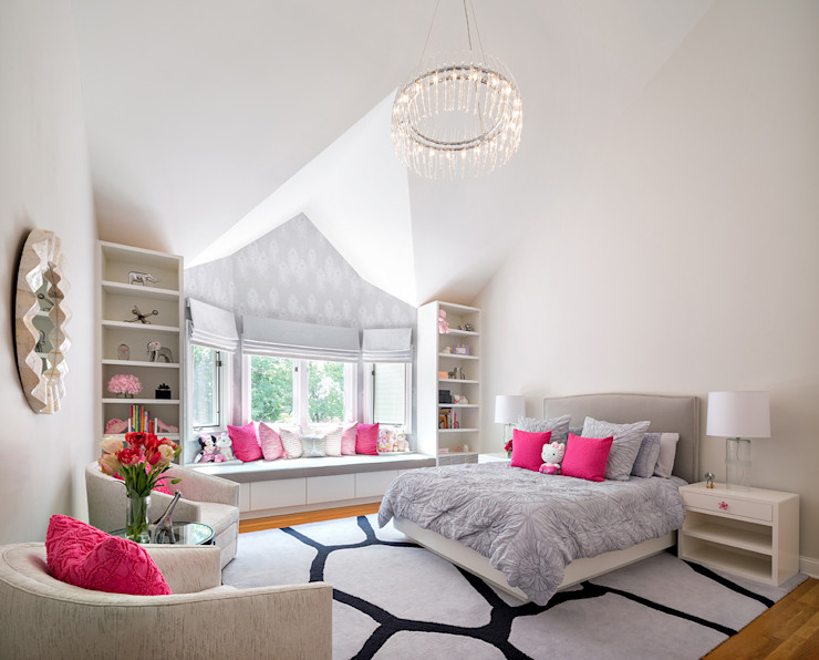 Kid's Bedroom Clean Design اتاق خواب