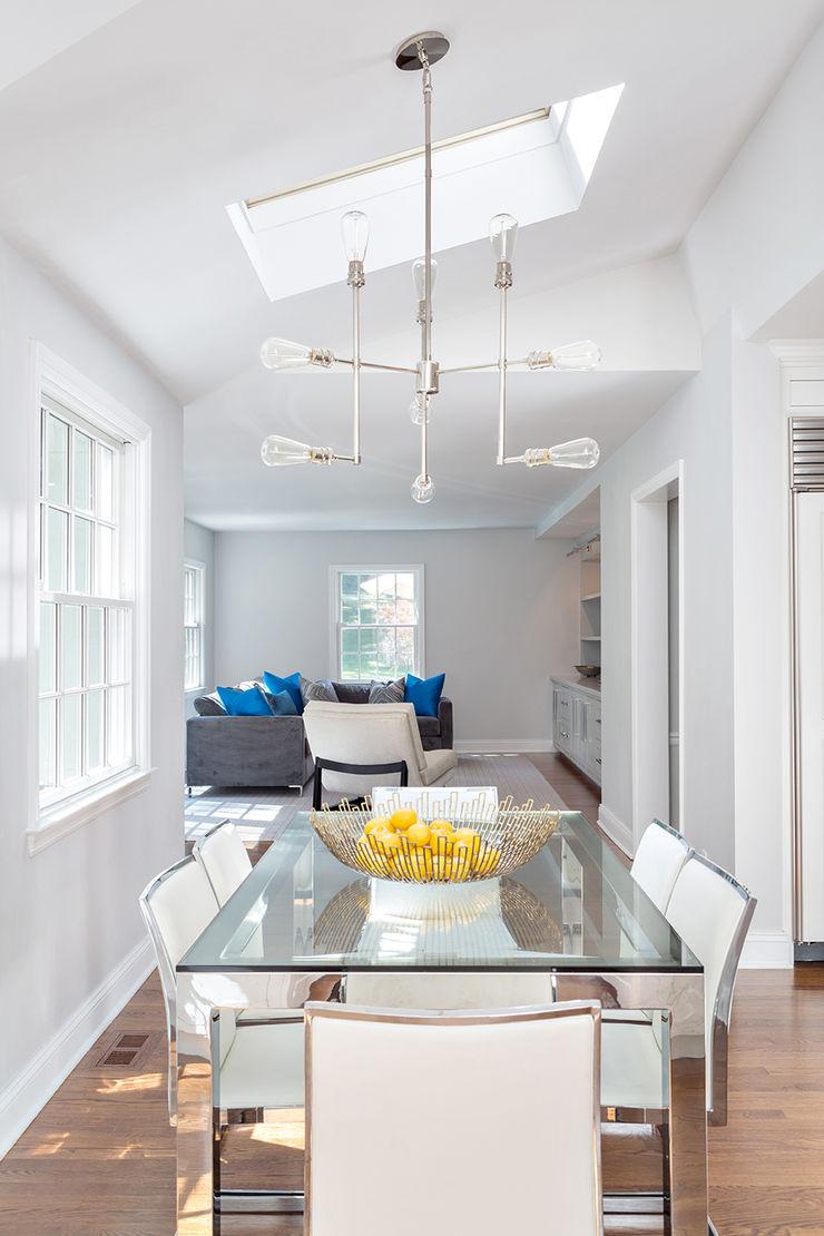 Clean Design Sala da pranzo moderna