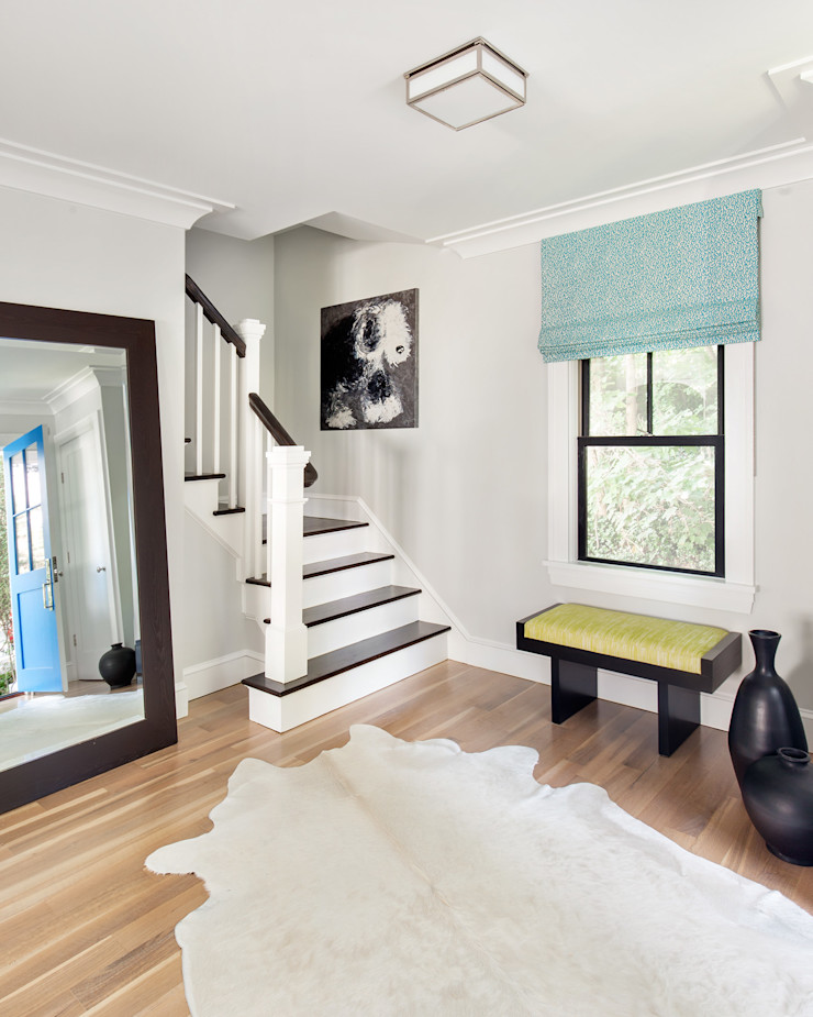 Foyer Clean Design اتاق نشیمن