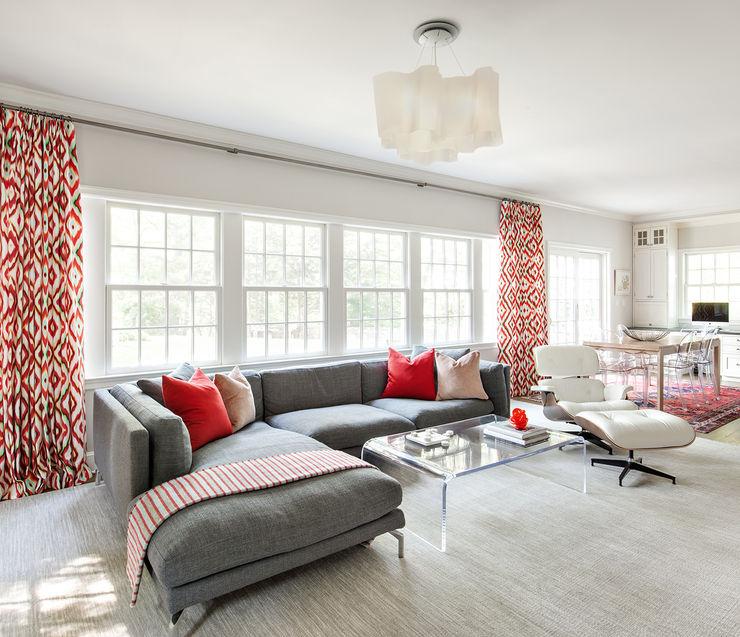 Family Room Clean Design اتاق نشیمن