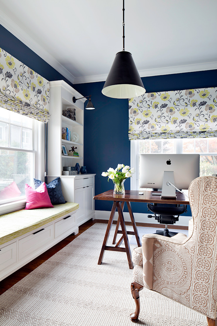 Home Offices Clean Design Modern Study Room and Home Office