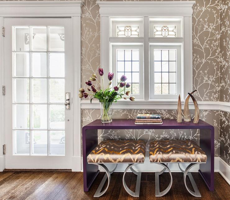 Foyer Clean Design راهرو مدرن، راهرو و راه پله