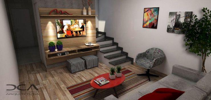 homify Salones de estilo moderno