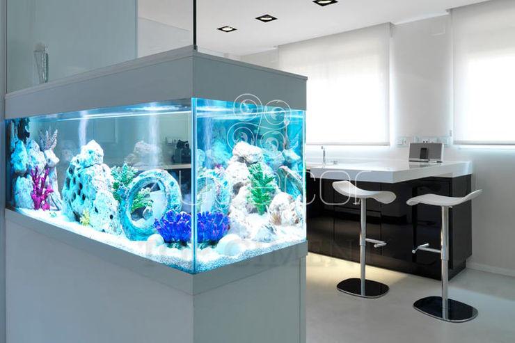 4Udecor Microcimento Salas/RecibidoresAccesorios y decoración Blanco