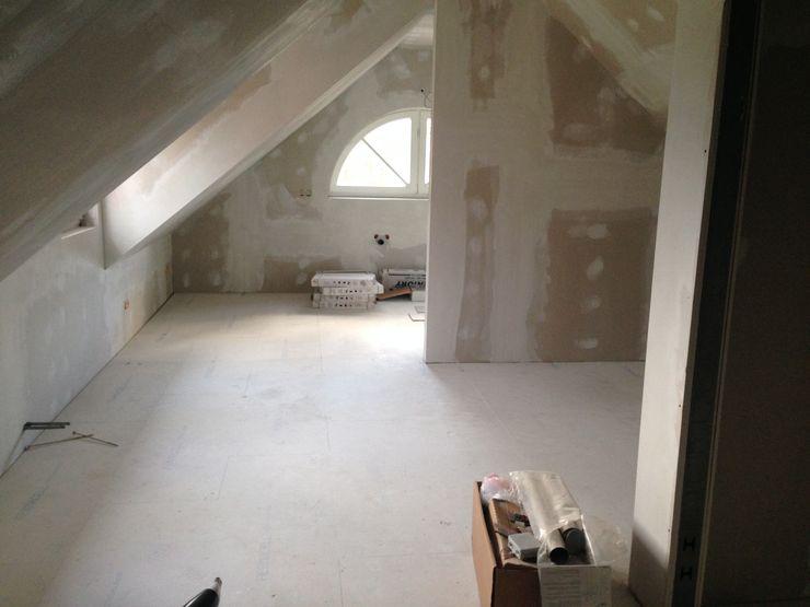 Dachboden über der Garage Karin Armbrust - Home Staging
