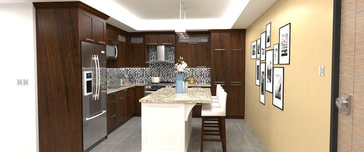 Atahualpa 3D Modern Kitchen