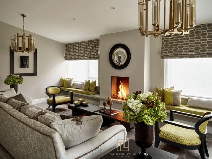 Living Room Tailored Living Interiors Modern living room