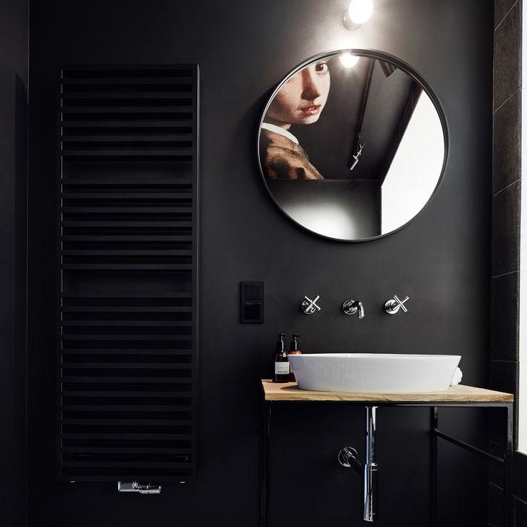 Daniel Apartment BLACKHAUS Minimalist style bathroom