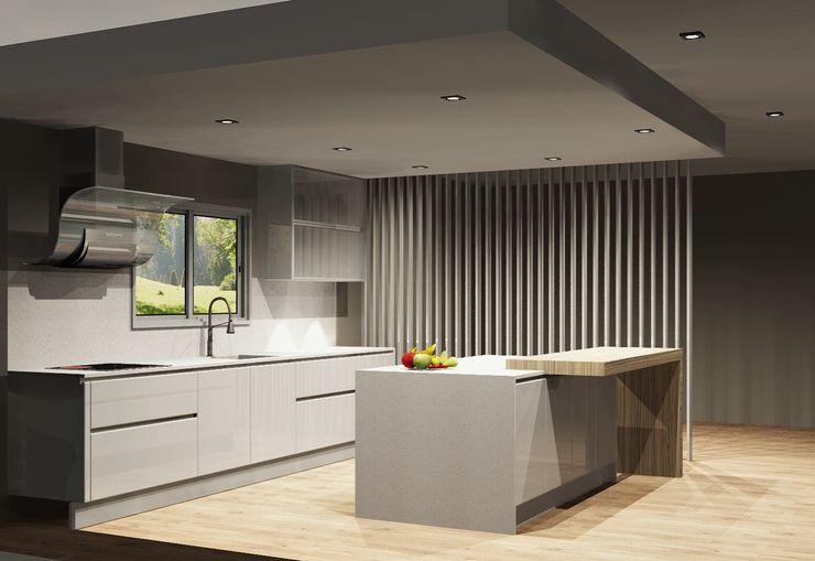 Amplitude - Mobiliário lda Modern kitchen