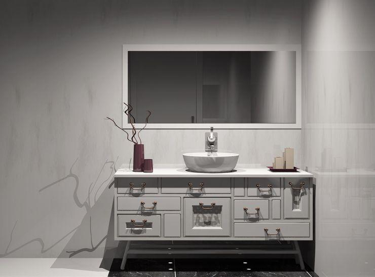 Amplitude - Mobiliário lda 浴室