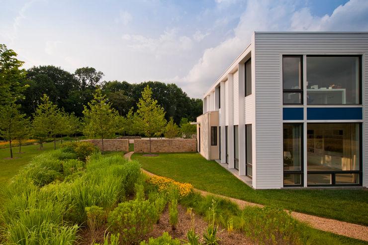Cunningham | Quill Architects Modern garden