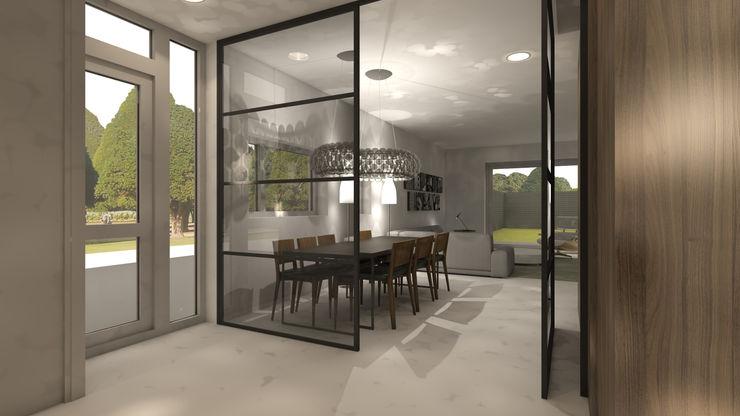 Studio DEEVIS Modern style bedroom