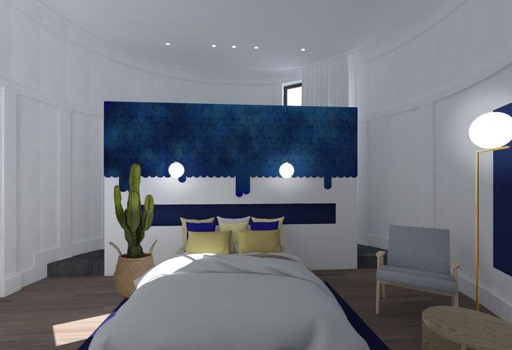 Appartement Badia Tikki homify Chambre originale