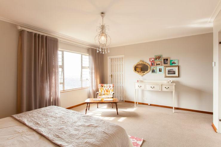 Redesign Interiors Eklektik Yatak Odası