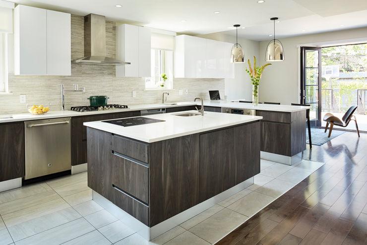Carroll Street M Monroe Design Modern Kitchen