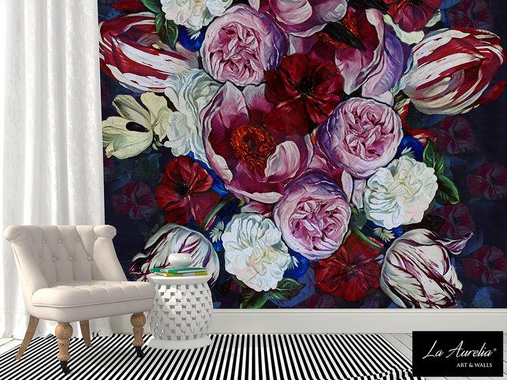 True Colors Wallpaper La Aurelia Walls & flooringWallpaper Multicolored