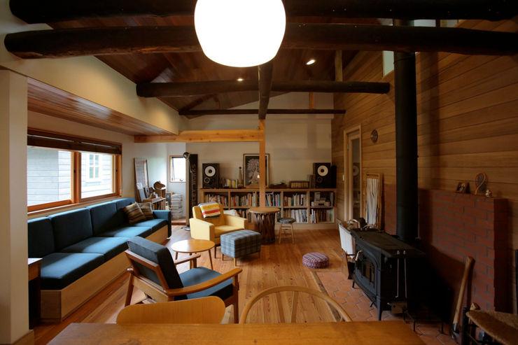すわ製作所 Living room