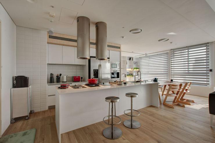 六相設計 Phase6 Küchenzeile