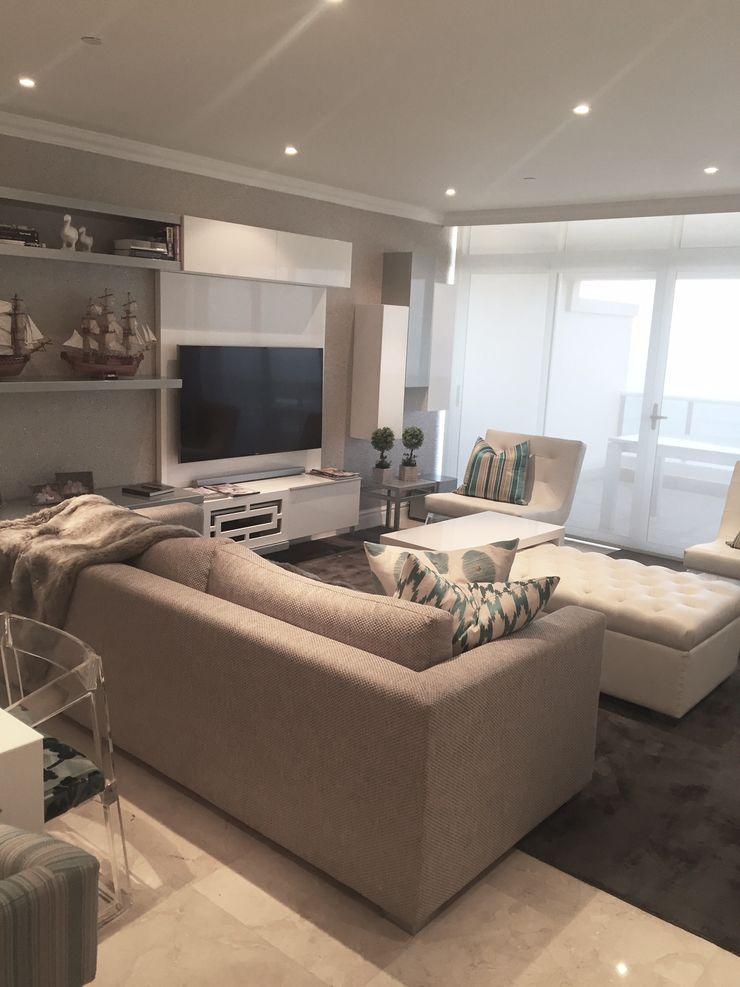 Frans Alexander Interiors Living room