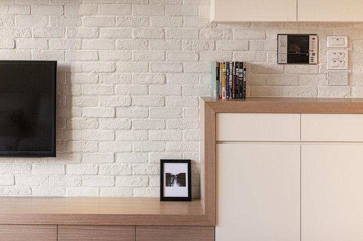 思維空間設計 Scandinavian style living room