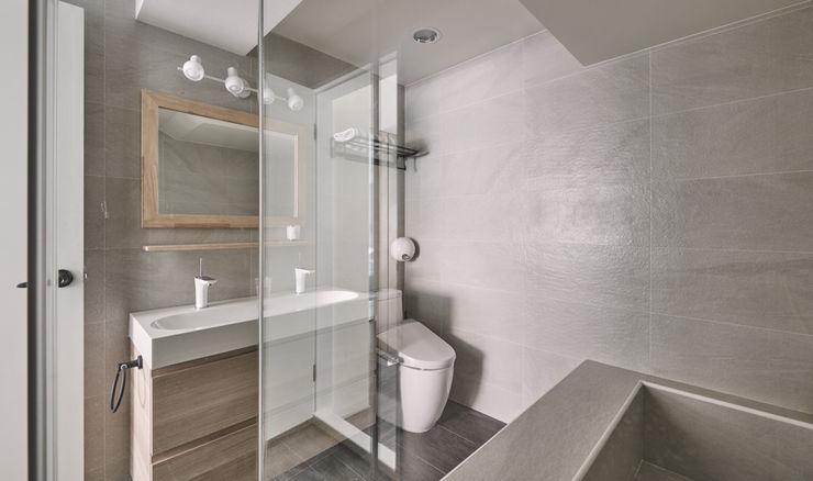 台中米蘭 思維空間設計 浴室