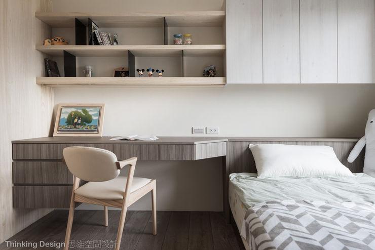 思維空間設計 Chambre moderne