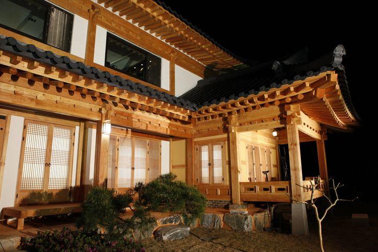 Daehan Housing Nhà phong cách châu Á
