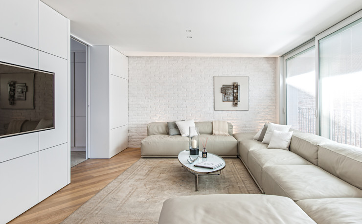 BRANDO concept Modern living room