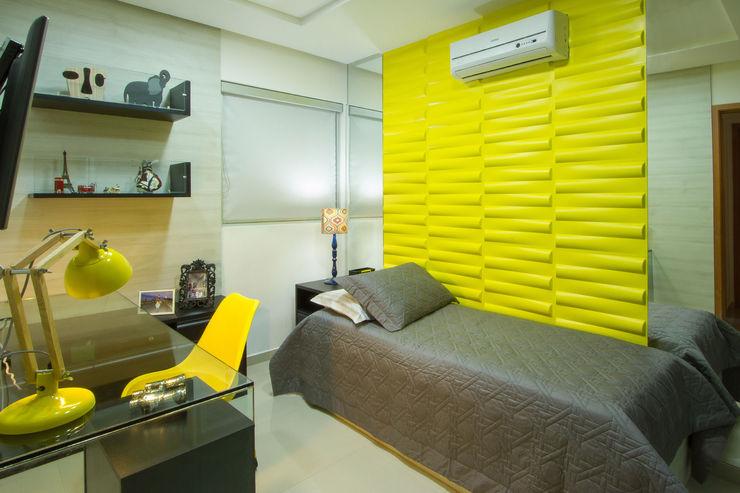 Cris Nunes Arquiteta DormitoriosAccesorios y decoración