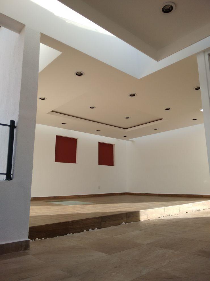 Arqca Hiên, sân thượng phong cách hiện đại