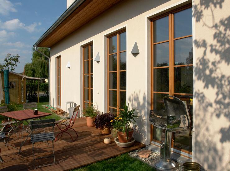 Haus Weißensee Müllers Büro Einfamilienhaus