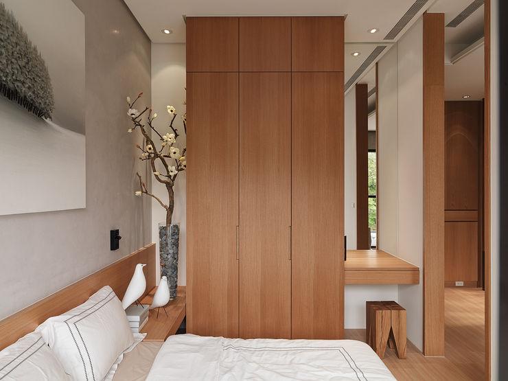 形構設計 Morpho-Design Chambre moderne
