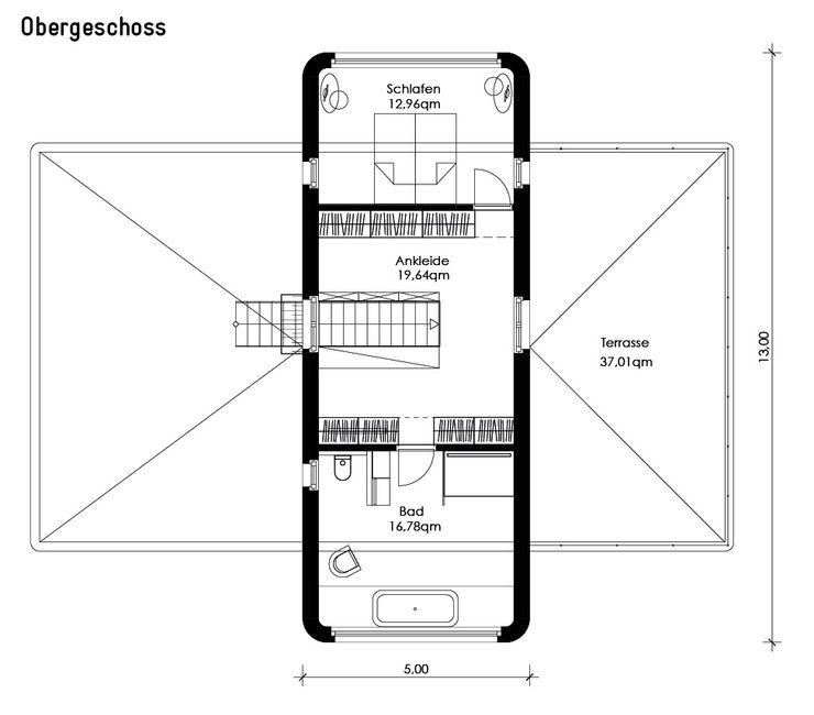 Müllers Büro Nowoczesne domy