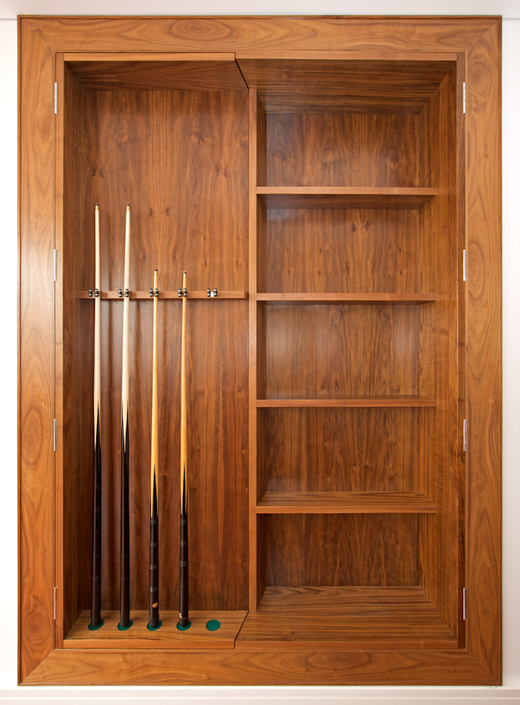 CC The Wood Works Multimedia roomStorage Wood effect