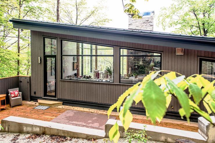BLDG Workshop Inc. Rumah Modern