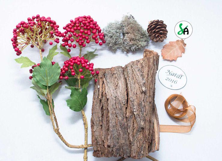 Sublim Ambiente Living roomAccessories & decoration خشب Wood effect