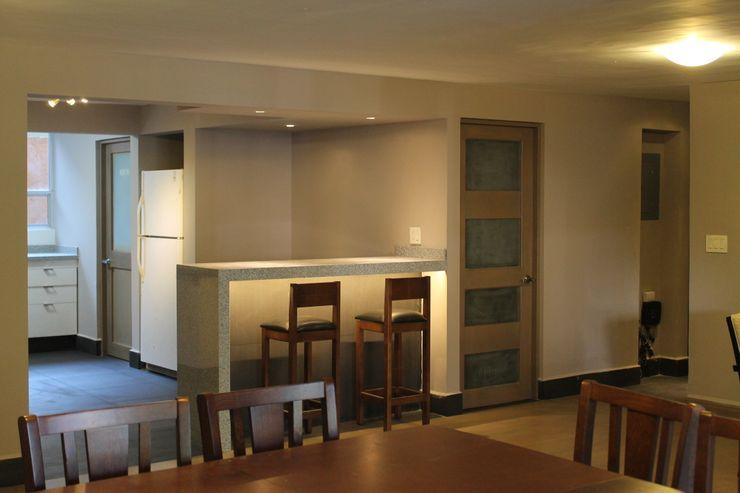 Chipinque Superficie Actual Salones modernos