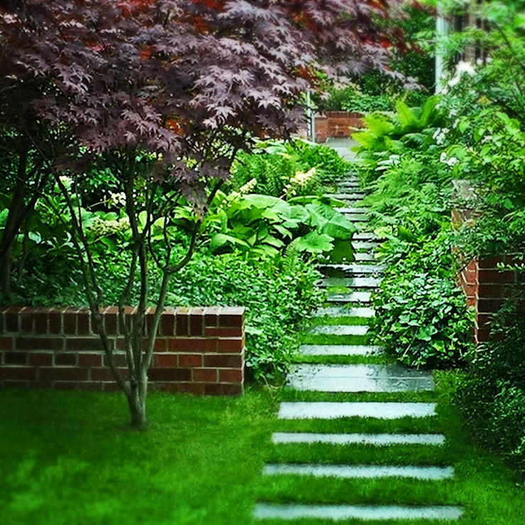 grasgrau - GARTENDESIGN Jardin asiatique