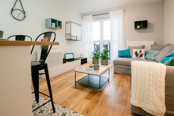 DreamHouse.info.pl Scandinavian style living room