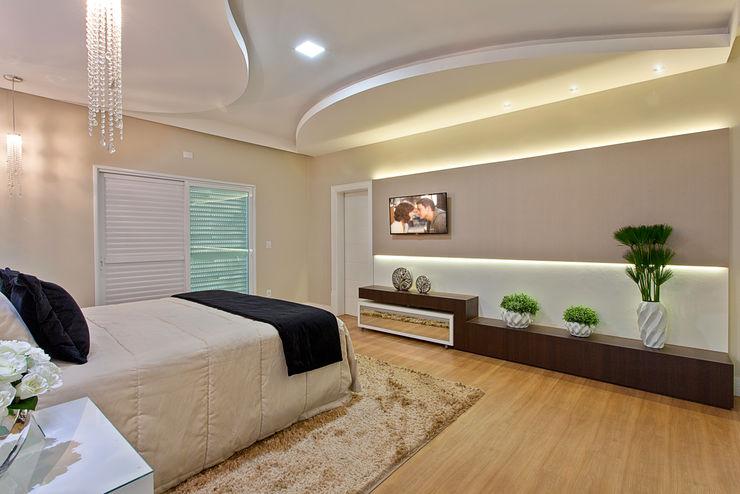 homify Modern style bedroom Beige